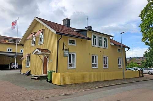 Eltjänst Åmål kontoret